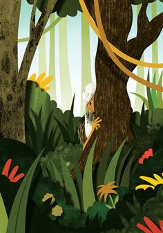 Treasure Island on Behance