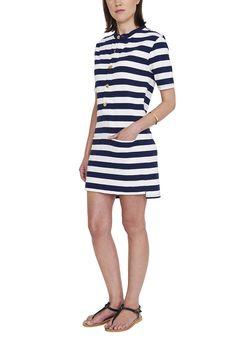Hepburn Button Front Dress