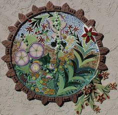 Residential Mosaic Tile Art | Santa Theresa Tile Works
