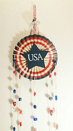 Check out this item in my Etsy shop https://www.etsy.com/listing/251464079/patriotic-wall-artdoor-hanginggarden-art