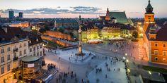 Warschau: Silvester auf Polnisch © Jacek_Kadaj / Shutterstock.com