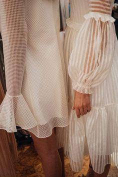 nice Backstage @ Kiev Fashion Days by Anastasia Babenko - fashiongrunge Fashion Days, High Fashion, Fashion Show, Timeless Fashion, Paris Fashion, Style Fashion, Womens Fashion, Mode Style, Style Me