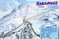 Published in 2008 at Saklıkent