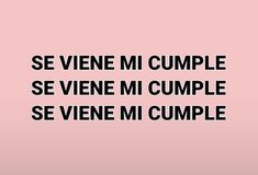Spanish Songs, How To Speak Spanish, Curious Facts, Funny Spanish Memes, Love Your Smile, Everyday Quotes, Feelings Words, Frases Tumblr, Happy B Day