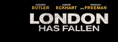 Gerard Butler, Morgan Freeman, Angela Bassett and Aaron Eckhart star in in theaters March London Has Fallen, Angela Bassett, Morgan Freeman, Gerard Butler, Upcoming Films, New Movies, March, Star, Stars