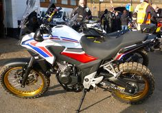 Main CB500x Index page This page updated July2016. Since then RRP have refined the CB-X still further. See here Setup RRP Level 3 kit plus accessories as listed below. Final weight 221kg(487lbs)…