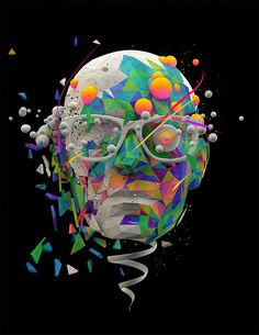 I Am The New Creative, de Sebastian Onufszak.