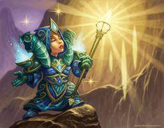 #hearthstone #wowtcg #warcraft #gnome #pretre #priest