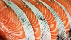 Salmon pattern...try this on a woodcut