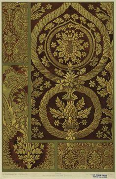 Textiles of the italian Renaissance.