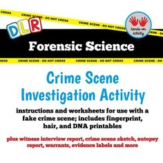 Forensic Science Hair And Fiber Unit  Forensic Science Forensics