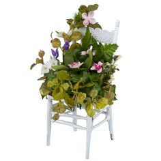Blooming Artisan Chair