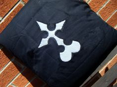 Kingdom hearts nobodies grey evil video game pillow cushion gift