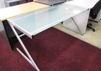 Giant Office Furniture - Geelong - New, Used and Hire Office Furniture, Office Desk, Work Station Desk, Glass Desk, Entryway Tables, House, Ideas, Home Decor, Window Table