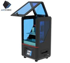 The Anycubic Photon printer features a touchscreen and USB connector. Order a high-quality LCD SLA printer today at Printer Universe. Desktop 3d Printer, 3d Printer Kit, 3d Printer Projects, Luz Uv, 3d Scanners, 3d Printing Materials, Modeling Techniques, Model Maker, Operating System