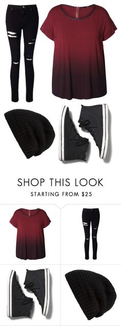 """""""casual"""" by tylerjoseph-890 ❤ liked on Polyvore featuring Dex, Miss Selfridge, Keds, Rick Owens and plus size clothing"""