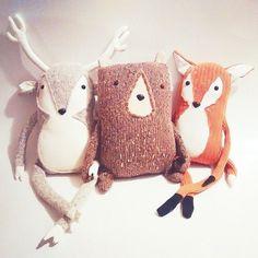 TOYJ - игрушки и выкройки handmade!