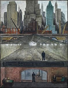 'Frozen Assets' by Diego Rivera - Hal Foster reviews Diego Rivera at MoMA