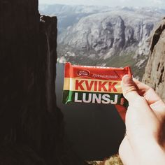 Nice place for a snack. Nice Place, Norway, Candy, Snacks, Beautiful, Food, Appetizers, Essen, Meals