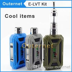 Dovpo Vape E-LVT Mod Battery Tube Mechanical Mods Batteries | Buy Wholesale On Line Direct from China