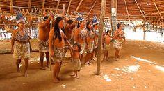 COMUNIDAD TRIBU DE LOS BORAS - IQUITOS - RÍO AMAZONAS
