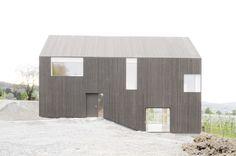 Rossetti+Wyss Gottshalden Eingangsfassade