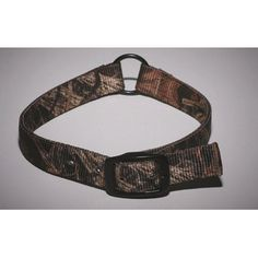 Hallmark 51618 1 Inch Wide Nylon Safety Collar In Camo Pattern - $17.81