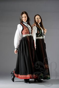 Sognebunad Folk Costume, Costumes, Visit Norway, Belly Dancers, Ethnic, That Look, Bohemian, Culture, Traditional Outfits