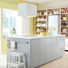 Grey Ikea Kitchen On Pinterest Ikea Kitchen Grey