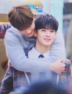 MOONBIN and EUNWOO #astro