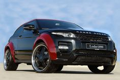 Loder1899's Range Rover Evoque Horus