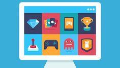La gamificación en educación es una realidad, y puedes llevarla a tu aula con estas herramientas: hoy hablamos de herramientas de gamificación para clase Flipped Classroom, Educational Games, Primary School, Social Media Marketing, Blockchain, Technology, Teaching, Frame, Design