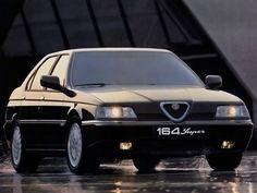 Alfa Romeo 164 | Cool Cars Wallpaper