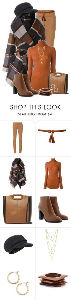 """""""Casual fall Outfit."""" by kazza-smith ❤ liked on Polyvore featuring AG Adriano Goldschmied, Chicwish, Étoile Isabel Marant, Maje, Joop!, Accessorize, Nordstrom and Kenneth Jay Lane"""