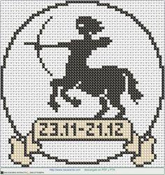 Billedresultat for stjernetegn i perler Cross Stitching, Cross Stitch Embroidery, Cross Stitch Patterns, Motifs Perler, Perler Patterns, Cross Stitch Bookmarks, Cross Stitch Alphabet, Beading Patterns, Embroidery Patterns