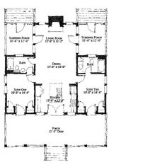 900 Square Foot House Plans