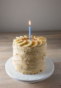 Healthy Chocolate Cake with Peanut Butter Cream Cheese Frosting | Hellobee