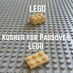 Kosher for Passover Lego