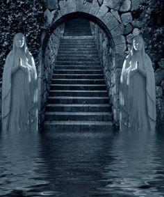 Watery steps by alberta