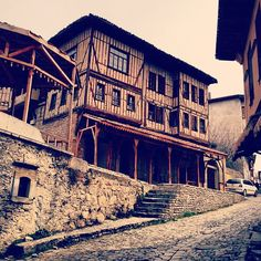 Safranbolu şu şehirde: Karabük