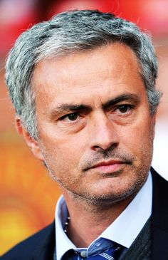 Jose Mourinho. Manchester United 0-0 Chelsea. Premier League. Monday, August 26, 2013.