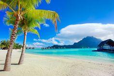 französisch polynesien strand im Cookinseln Reiseführer http://www.abenteurer.net/3512-cookinseln-reisefuehrer/