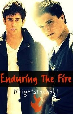 "You should read ""Enduring the Fire"" on #Wattpad. #TeenFiction #Romance"
