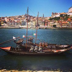 Porto, Portugal. Photo courtesy of pammycakes34 on Instagram.