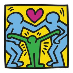 KH11 Prints by Keith Haring at AllPosters.com