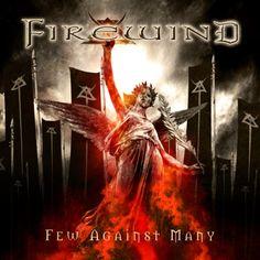 Firewind (GRE) - FEW AGAINST MANY - Metal moderno da premiare per ambizione [6]