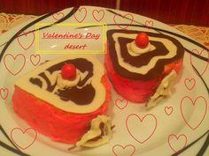 Valentine's Day desert Inima furata