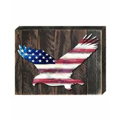 American Flag Crafts, American Flag Painting, American Flag Wood, American Decor, American Pride, Patriotic Crafts, Patriotic Flags, Patriotic Wreath, Patriotic Decorations