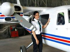Meet Ayesha Aziz, India's Youngest Pilot Who Got License At 16