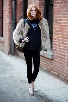 The best street style at NYFW F/W 2014